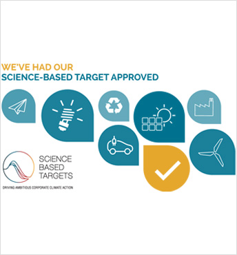SGS has joined the Science Based Targets initiative